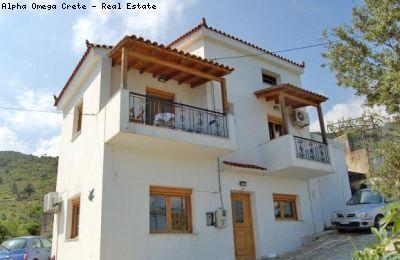 2 bed 2 bath house for sale in Georgioupolis near the sea