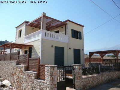 3 bed house with pool BBQ for sale in Neo Chorio Crete