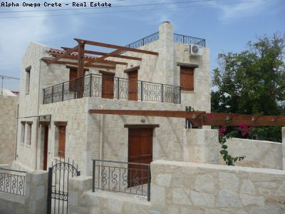 3 bed stone house with pool for sale in Armeni Crete