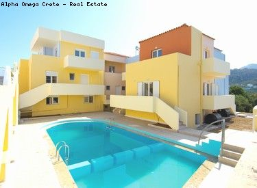 2 Bed Maisonette for Sale in Almirida Crete