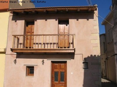 2 Bed Renovated House for Sale in Rethymnon Crete