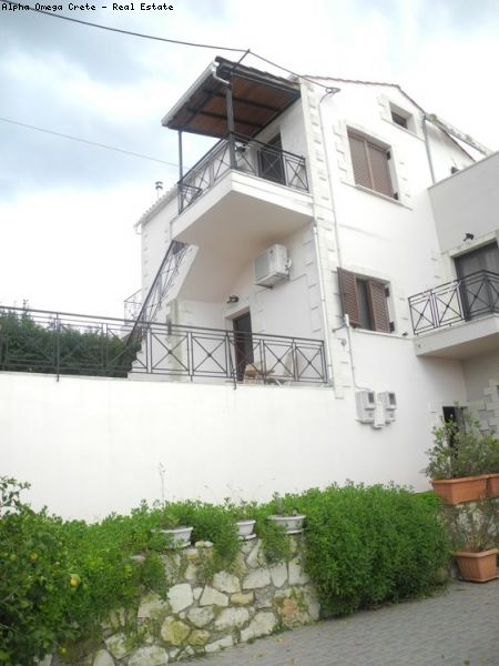 LONG TERM Furnished 3 bed 2 bath house in Gavalohori Crete