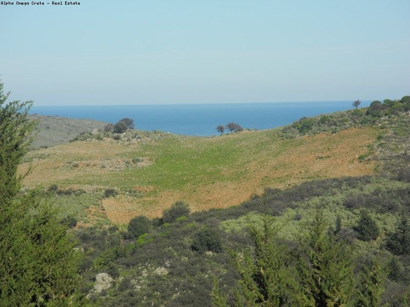 5 Plots of land for sale in Fones near Georgioupolis Apokoronas Crete